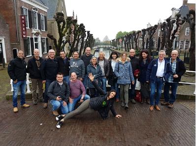 Sloten Group visit 1